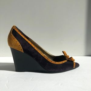 J. Crew Wedges Sz 9